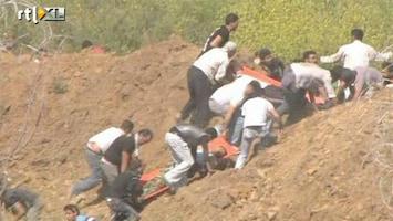 RTL Nieuws Doden bij herdenking grens Israël