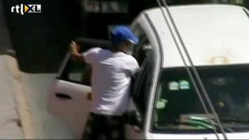 RTL Nieuws VIDEO: Brutale filedieven opgepakt in Peru