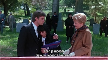 Murder, She Wrote Funeral at fifty-mile