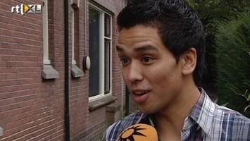 RTL Boulevard Stanley van der Burgh over auditie TVOH
