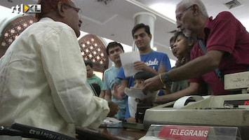 RTL Nieuws Einde aan het telegram in India