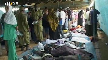 RTL Nieuws Meer dan 160 doden bij bootramp Zanzibar