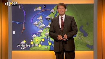 RTL Nieuws Vakantieweer: wisselvallig, maar wel lekker