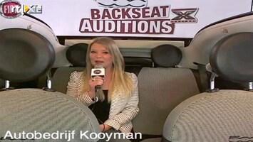 X Factor Fiat 500 Backseat Auditions: Joyce