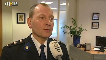 RTL Nieuws Elkde drie dagen agent weg