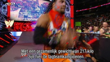 RTL 7 Fight Night: WWE Wrestling Afl. 43