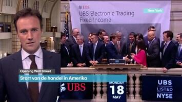 Rtl Z Opening Wall Street - Afl. 96