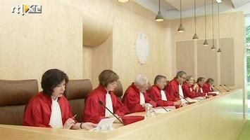 RTL Nieuws Duits gerechshof spreekt zich uit over Europees noodfonds