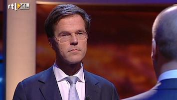 RTL Nieuws Rutte opnieuw weggezet als leugenaar