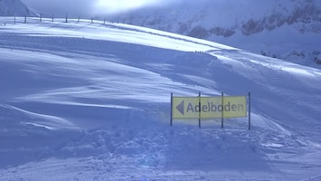 RTL Snowmagazine Adelboden Lenk
