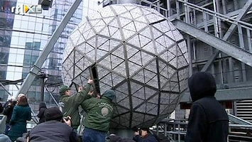 RTL Nieuws New York klaar voor oudjaarsavond