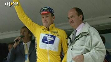 RTL Nieuws Armstrong steeds dieper in de problemen