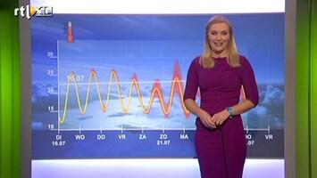 RTL Weer Buienradar Update 16 juli 2013 10:00 uur
