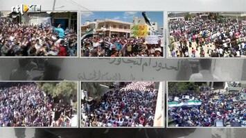 RTL Nieuws Syriërs testen wapenstilstand