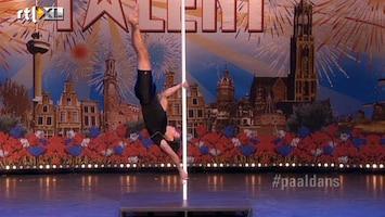 Holland's Got Talent - Hester En Leo (variety/paaldans)
