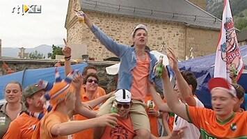 Rtl 7 Tour Du Jour - Hollands Feestje Op Alpe D'huez