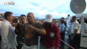 RTL Nieuws Anticommunist opgepakt bij mis paus Cuba