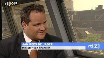 RTL Z Nieuws Winst op Aegon gaat naar aflossing staatsschuld