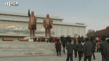 RTL Nieuws Noord-Korea viert geboortedag Kim-il Sung