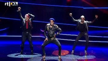 Holland's Got Talent - Finale: Little Chucky Crew