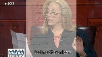 Judge Maria Lopez - Afl. 104