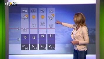 RTL Weer Buienradar Update 30 juli 2013 16:00 uur