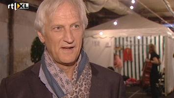 RTL Nieuws Wilbert Gieske is Pontius Pilatus