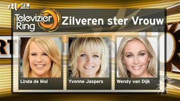 RTL Boulevard Genomineerden Zilveren Televizier-Ster Vrouwen