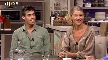 Carlo & Irene: Life 4 You - Kok Sandra Vervangt Rudolph In De Keuken En Ze Krijgt Hulp Van Joey!