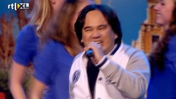 Holland's Got Talent Dennis (zang)