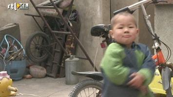 RTL Nieuws Schrijnende situaties door éénkindpolitiek China