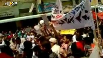 RTL Nieuws Protesten Syrië ondanks acties regime