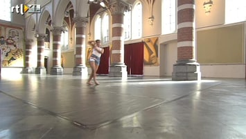 So You Think You Can Dance Freestylen tijdens je Final Audition... een goed idee?