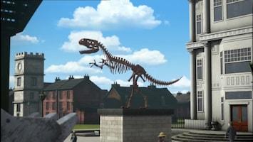 Thomas De Stoomlocomotief - Marion En De Dinosaurussen
