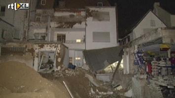 RTL Nieuws Fikse schade na onschadelijk maken bom