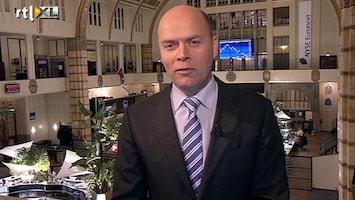 RTL Nieuws Nederlandse economie krimpt