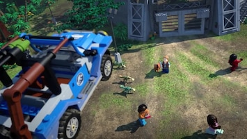 Lego Jurassic World - Afl. 2