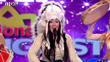 RTL Nieuws Joan Franka naar Songfestival