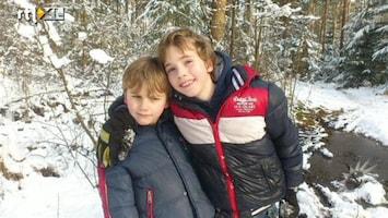 RTL Boulevard Politie houdt info achter vermiste broertjes