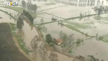 RTL Nieuws Colombia geteisterd door overstromingen