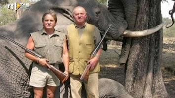 RTL Nieuws Koning Spanje heeft spijt van olifantenjacht