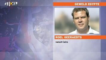 RTL Nieuws Correspondent Caïro: Nieuwe clashes lijken onvermijdelijk