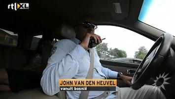 RTL Boulevard Eerste beelden Ontvoerd - John van de Heuvel