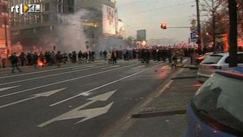 RTL Nieuws Rellen op feestdag in Polen