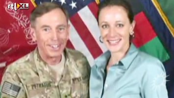 RTL Boulevard Schandaal Amerikaanse generaal Petraeus