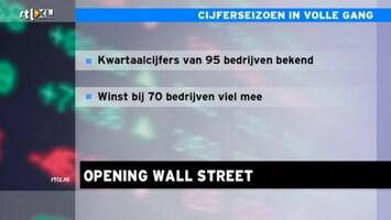 RTL Z Opening Wallstreet Afl. 208