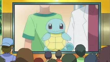 Pokémon Het vuur van een gloeiendhete hereniging!