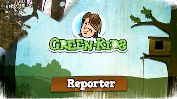 Green-kids Gekke apen