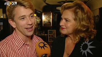 RTL Boulevard Mixed Up met Waldemar en Georgina