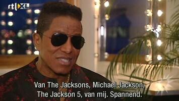 RTL Boulevard Jermaine Jackson over familieruzie